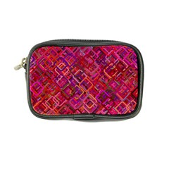 Pattern Background Square Modern Coin Purse