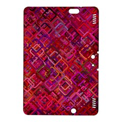 Pattern Background Square Modern Kindle Fire Hdx 8 9  Hardshell Case