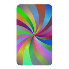 Spiral Background Design Swirl Memory Card Reader