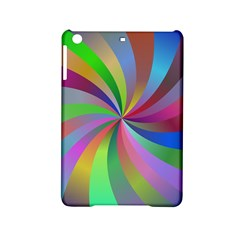 Spiral Background Design Swirl Ipad Mini 2 Hardshell Cases