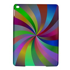 Spiral Background Design Swirl Ipad Air 2 Hardshell Cases