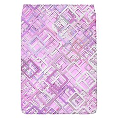 Pink Modern Background Square Flap Covers (s)