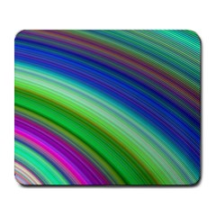 Motion Fractal Background Large Mousepads