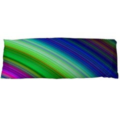 Motion Fractal Background Body Pillow Case (dakimakura)