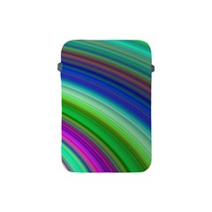 Motion Fractal Background Apple Ipad Mini Protective Soft Cases
