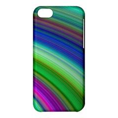Motion Fractal Background Apple Iphone 5c Hardshell Case