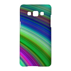 Motion Fractal Background Samsung Galaxy A5 Hardshell Case