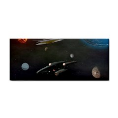 Space Travel Spaceship Space Cosmetic Storage Cases