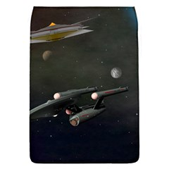 Space Travel Spaceship Space Flap Covers (s)