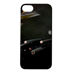 Space Travel Spaceship Space Apple Iphone 5s/ Se Hardshell Case