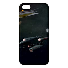Space Travel Spaceship Space Iphone 5s/ Se Premium Hardshell Case