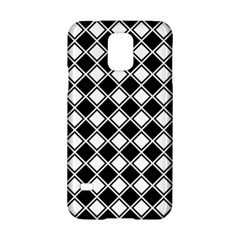Square Diagonal Pattern Seamless Samsung Galaxy S5 Hardshell Case