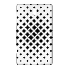Square Pattern Monochrome Samsung Galaxy Tab S (8 4 ) Hardshell Case