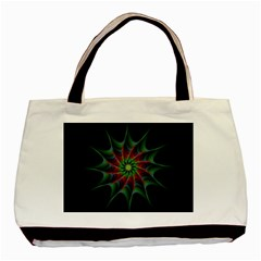 Star Abstract Burst Starburst Basic Tote Bag (two Sides)