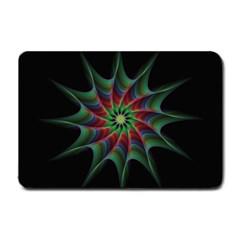 Star Abstract Burst Starburst Small Doormat