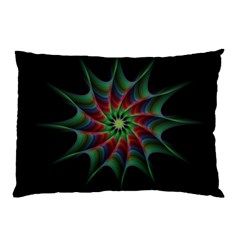 Star Abstract Burst Starburst Pillow Case (two Sides)
