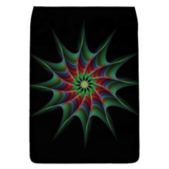 Star Abstract Burst Starburst Flap Covers (l)