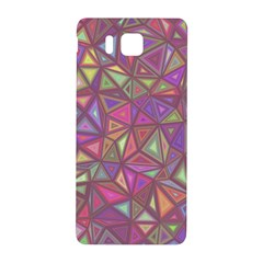 Triangle Background Abstract Samsung Galaxy Alpha Hardshell Back Case