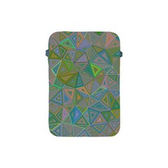 Triangle Background Abstract Apple Ipad Mini Protective Soft Cases