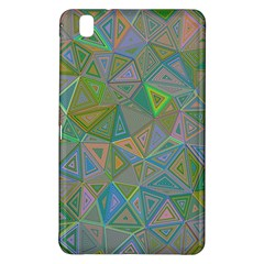 Triangle Background Abstract Samsung Galaxy Tab Pro 8 4 Hardshell Case