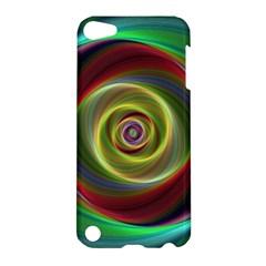 Spiral Vortex Fractal Render Swirl Apple Ipod Touch 5 Hardshell Case