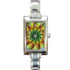 Vision Wallpaper Decoration Rectangle Italian Charm Watch