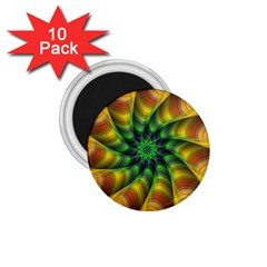 Vision Wallpaper Decoration 1 75  Magnets (10 Pack)