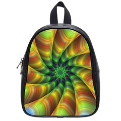 Vision Wallpaper Decoration School Bag (small)