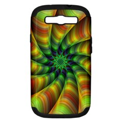 Vision Wallpaper Decoration Samsung Galaxy S Iii Hardshell Case (pc+silicone)