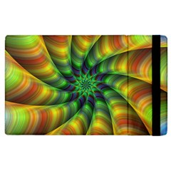 Vision Wallpaper Decoration Apple Ipad 2 Flip Case