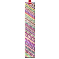 Wave Abstract Happy Background Large Book Marks