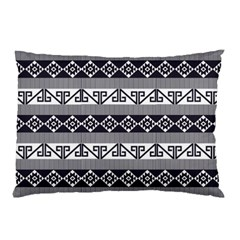 Native American 12 Pillow Case (two Sides)