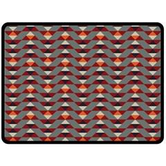Native American 13 Fleece Blanket (large)