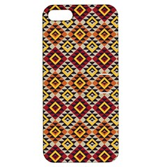 Native American Pattern 15 Apple Iphone 5 Hardshell Case With Stand
