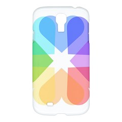Heart Love Wedding Valentine Day Samsung Galaxy S4 I9500/i9505 Hardshell Case