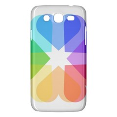 Heart Love Wedding Valentine Day Samsung Galaxy Mega 5 8 I9152 Hardshell Case