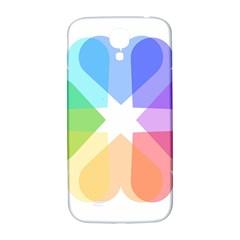 Heart Love Wedding Valentine Day Samsung Galaxy S4 I9500/i9505  Hardshell Back Case