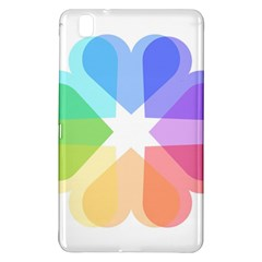 Heart Love Wedding Valentine Day Samsung Galaxy Tab Pro 8 4 Hardshell Case