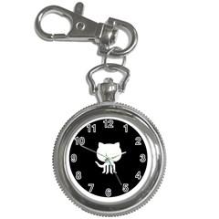 Logo Icon Github Key Chain Watches