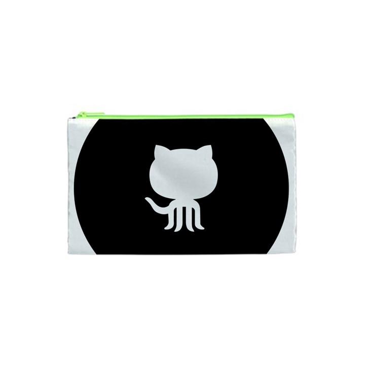 Logo Icon Github Cosmetic Bag (XS)