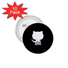 Logo Icon Github 1 75  Buttons (10 Pack)