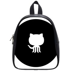 Logo Icon Github School Bag (small)