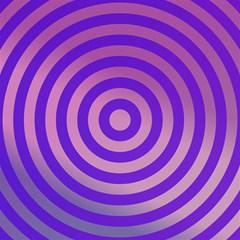 Circle Target Focus Concentric Magic Photo Cubes