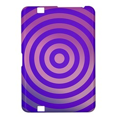Circle Target Focus Concentric Kindle Fire Hd 8 9
