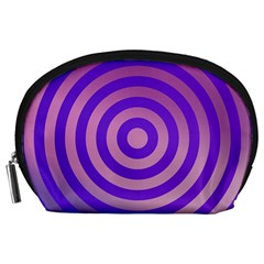 Circle Target Focus Concentric Accessory Pouches (large)