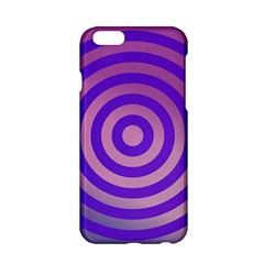 Circle Target Focus Concentric Apple Iphone 6/6s Hardshell Case