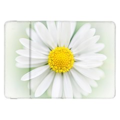 Art Daisy Flower Art Flower Deco Samsung Galaxy Tab 8 9  P7300 Flip Case