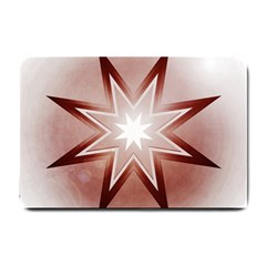 Star Christmas Festival Decoration Small Doormat