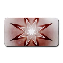 Star Christmas Festival Decoration Medium Bar Mats