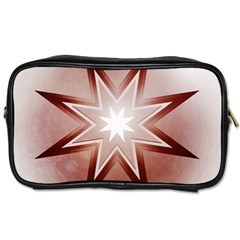 Star Christmas Festival Decoration Toiletries Bags